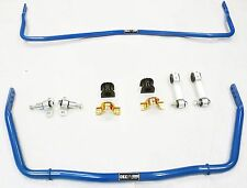 OBX Front & Rear Sway Bar Fits 11-14 Ford Mustang S197 V6 V8 11-14 Shelby GT500