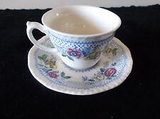 "Ridgways Little Tea Cup & Saucer ""Lynton"""