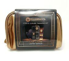 Bellamianta Ultra Dark Self Tanning Tinted Mousse Gift Set - New