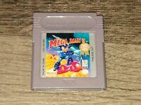 Mega Man II 2 Nintendo Game Boy Cleaned & Tested Authentic