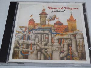 CONRAD WAGNER <  Derhamm  > NM (CD)