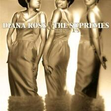 DIANA ROSS & THE SUPREMES NO 1S CD POP R&B SOUL NEW
