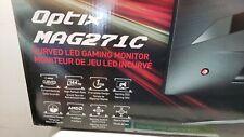 """MSI Optix Mag27C 27"""" Curved Gaming Monitor"""