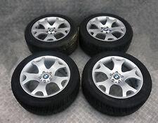 "*BMW X5 Series E53 Complete Set 4x Wheel Rim with Tyres 19"" V spoke 63"