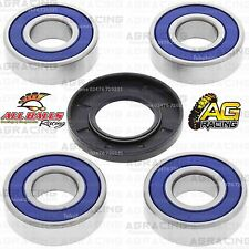 All Balls Rear Wheel Bearings & Seals Kit For Yamaha YZ 125 1982 82 Motocross