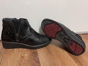 Van Dal Womens Boots Size Uk 5 Eu 38