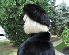 NEW Dark Brown Mink Hat Boutique Made in Canada