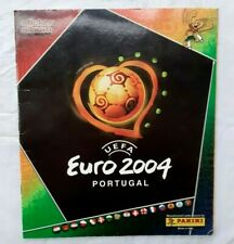 PANINI UEFA Euro 2004 Portugal - Full Album