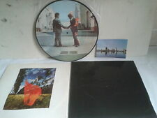Pink Floyd, Wish You Were Here. Picture Disc from First XI Box 1979. 1000 copies