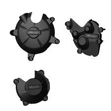 GBRacing Kawasaki ZX-6R 07 Motordeckel Kit Engine Cover Set Motor Protektoren