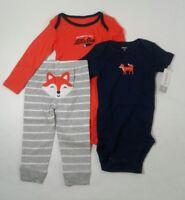 NWT Carters Toddler Boys' 3-4 PC Long or Short Sleeve Pajama Sets Sz 2T thru 5T