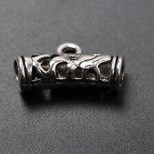 10Pcs Beautiful Tibet Silver hollow out Link Connector 21MM hole 4.5MM CA1012