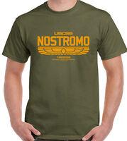 Nostromo 180286 - Mens T-Shirt Alien Film Movie  USCSS Weyland-Yutani