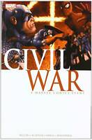 CIVIL WAR HC MCNIVEN COVER COL #1-7 NEW PRINTING GN MARVEL COMICS NEW