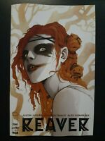 REAVER #1 Image Comic Book First Print NM HOT SOLD OUT 2019 Justin Jordan