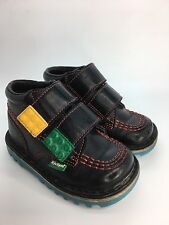 Boys Lego Kickers Shoes Boots Black UK 5 EUR 22 Childs Kids Childrens /SH