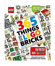 365 Things to Do with LEGO Bricks Free Shipping