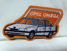 Un écusson aufbügler patch OPEL OMEGA tissu écusson 6 x 10 CM