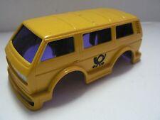 Carrera strax véhicule carrosserie vw bus poste NEUF