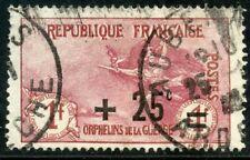 STAMP / TIMBRE FRANCE OBLITERE ORPHELINS DE LA GUERRE N° 168 COTE 36 €