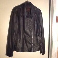 Yoki Women's Faux Leather Jacket - XL