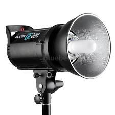 Godox DE300 300W Profession Studio Strobe Flash Lamp GN58 for Photograph BB J2Y9