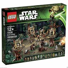 LEGO Star Wars UCS - Ewok Village - 10236 - Brand New & Sealed