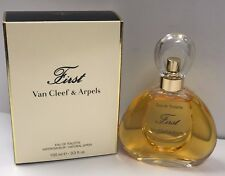 First By Van Cleef & Arpels For Women EDT Spray 3.4 oz New No Cello