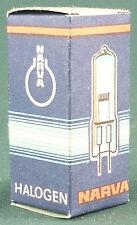AMPOULE PROJECTEUR NARVA NEUVE 50W 12 V G6,35-15 - MINT PROJECTOR LAMP VINTAGE