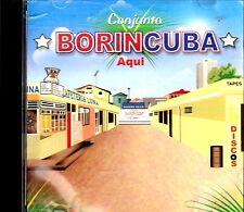 """CONJUNTO BORINCUBA - """" AQUI"""" - CD (JUSTO BETANCOURT Y TITO ROJAS )"""