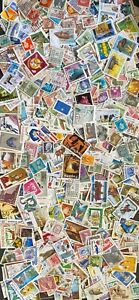 1000 Different Worldwide Stamps Collection + Free Gift