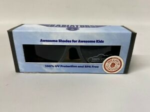 Babiators Aviator Classic Kid's Sunglasses Black Ops UV Protection, 3-5yrs - NEW