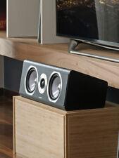 Sonus Faber Principia Centre Speaker Black Woodgrain - Ex Display