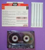 MC Musicassetta MAXELL UR 90 vintage tape compact cassette USATA no basf tdk °°