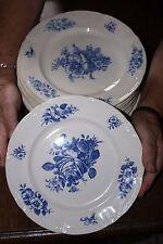 Lot de 12 Assiettes plates