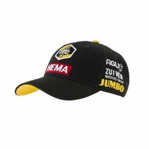 AGU Team Jumbo-Visma  Podium Adj Cap Cycling Hat