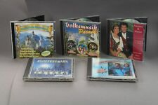 5 Volksmusik CD´s - Klosteraler + Karin u. Heidi + Marianne u. Michael +.../S147