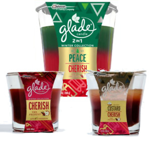 Glade Candle Choose Your Scent