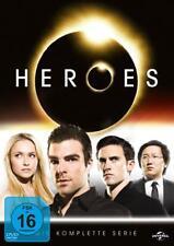 Heroes - Die komplette Serie - Season/Staffel 1+2+3+4 # 23-DVD-BOX-NEU