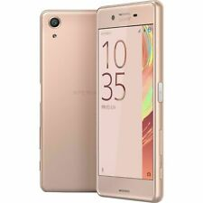 Sony Xperia X Performance F8131 32GB AT&T T-mobile 23MP Smartphone Rose Gold