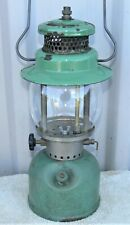 Original Coleman 242B petrol lantern, made Canada 8/45, clean, new gen & glass.