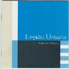 Mais do Mesmo - Legião Urbana ( Rare Brazil Rock )