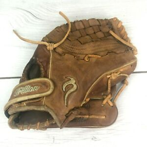 Nokona Trillion Series AMG1250 12 Inch Fastpitch Softball Glove RHT Brown USA