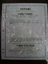 SCOTT US Minuteman 2013 stamp album Latest supplement # 45  NEW UNOPENED newest