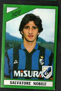 Figurina Calciatori Panini 1987-88 n.118! Nobile! Inter! Nuova!!