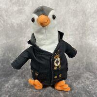 Wilbur The Explorer Penguin British Gas Soft Plush Toy Cuddly TV