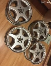 """19"""" rare Amg wheels for mercedes-benz fits w124 w140 w210 w211, w219, and other"""