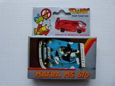 auto MATRA MS 670 maquette neuve en boite au 1/50 de marque PLAYKIT