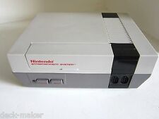 Nintendo NES-001 New 72 Pin Connector, Color changing LED, Console Only