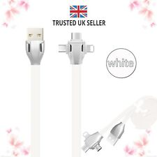 USB high speed 3 in1, Charging & Data Transfer Cable Universal, UK Seller